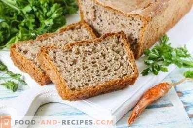 Op welke temperatuur moet brood