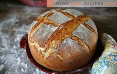 Fouten bij het bakken van zelfgebakken brood of zo niet nodig om