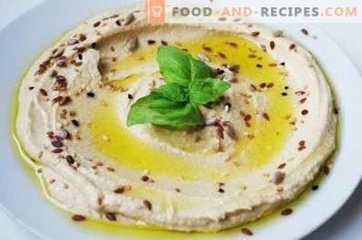 Hummus - voordeel en schade