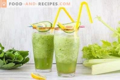 Komkommer-smoothie