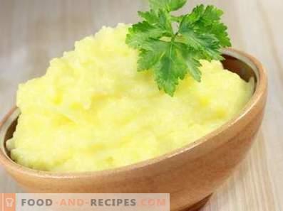 Aardappelpuree maken