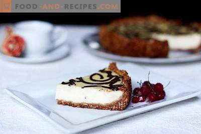 Cheesecake with Curd