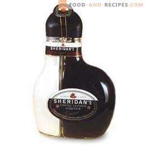 How to drink Sheridan liqueur