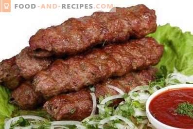 Runder Kebab