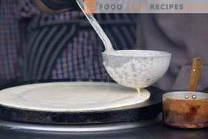 Op welke boter pannenkoeken bakken