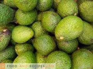 Hoe avocado