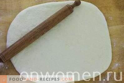 Gistdeeg kaneelbroodjes