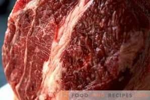 Rundvlees bereiden