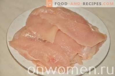 Пиле във френска пещ