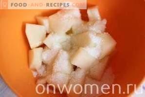 Meloenjam voor de winter