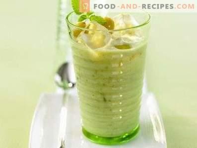Kruisbessen-smoothie