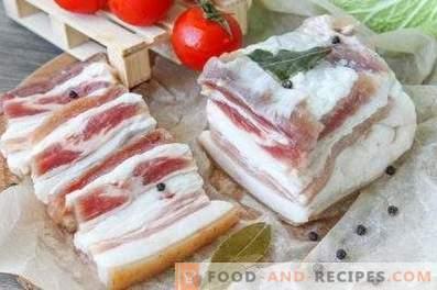 Hoe varkensbuik te maken