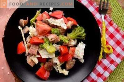 Broccolisalades