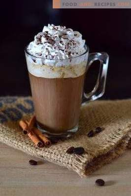 Koffie glazuur