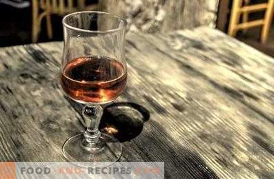 Hoe cognac van alcohol