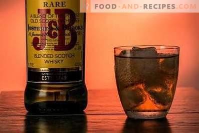 Hoe scotch te drinken