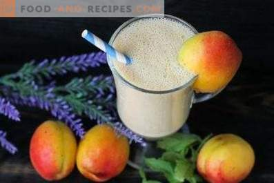 Apricot Smoothies