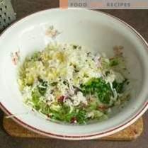 Gegrilde pompoen met room- en groentesaus