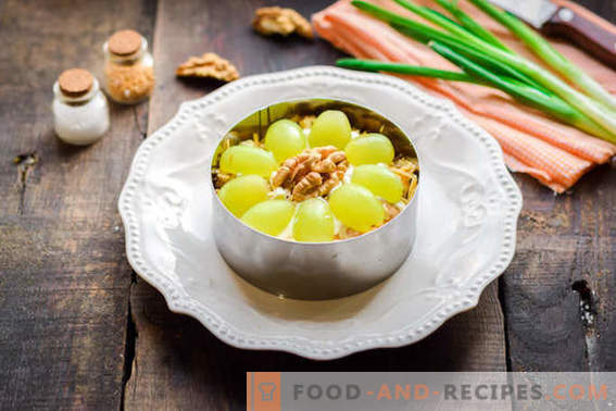 Tiffany Salad - een klassiek recept