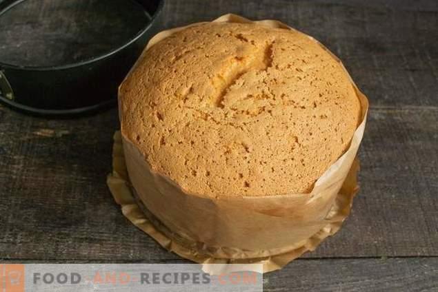 Weelderig koekkoekje voor de taart - val er nooit af!