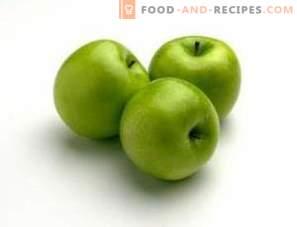 Apple calorieën
