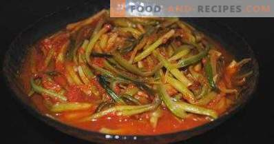 Ramson in tomaat